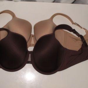 Third Love set of 2 bras 40E